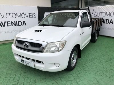 usado Toyota HiLux Cabine Simples 4X2