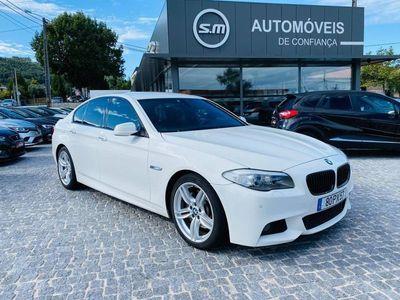 usado BMW 525 d Auto Pack - M
