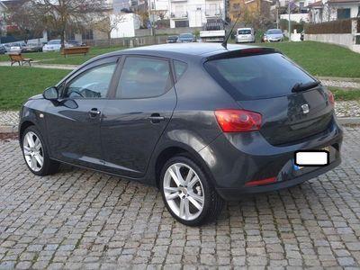 usado Seat Ibiza 1.6 TDI-5P