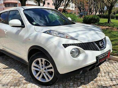 usado Nissan Juke 1.6 i Eco Tekna Sport