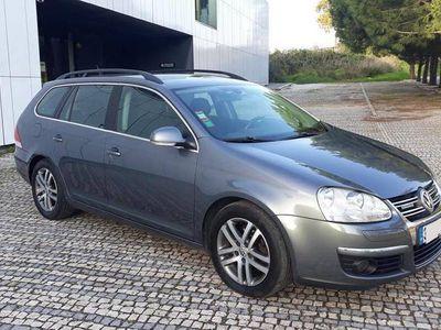 brugt VW Golf Variant 1.9 TDI