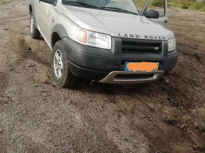 usado Land Rover Freelander 2.0 Di Cabrio