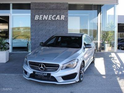usado Mercedes CLA200 Shooting Brake Classe CLA CDi AMG GPS / Led / Pack Night