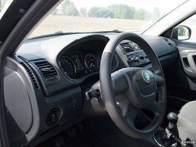 usado Skoda Fabia 1,2 TDI com GPS -