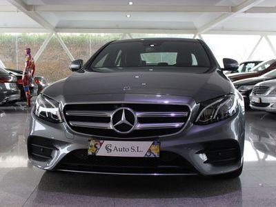 gebraucht Mercedes E220 AMG