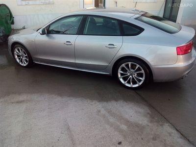 brugt Audi A5 Sportback 2.0 TDI BUSINESS LINE SPORT - SLINE EXTERIOR