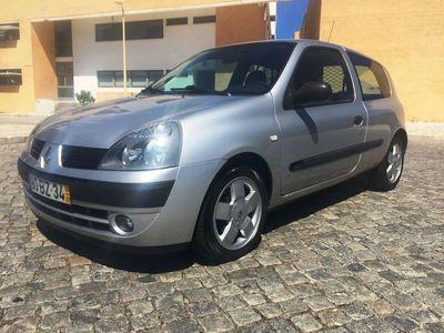 usado Renault Clio 1.5 DCi VAN A/C