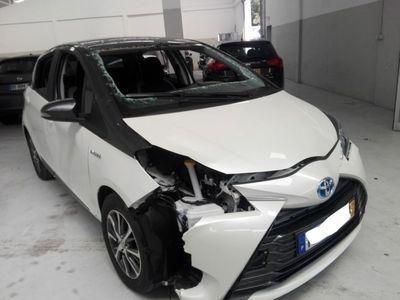 used Toyota Yaris Hybrid HYBRID