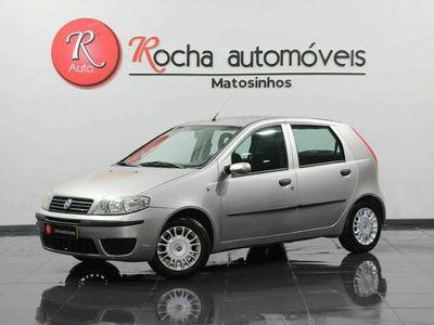 usado Fiat Punto Active