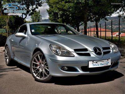usado Mercedes SLK200 KOMPRESSOR