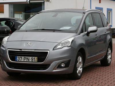 usado Peugeot 5008 1.6 Hdi Allure