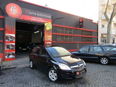 usado Opel Zafira 1.7CDTi 7 Lug. Enjoy (125cv5p) AC DA