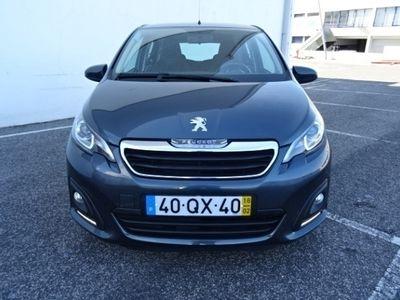 usado Peugeot 108 1.0 E-VTI ACTIVE (69CV)
