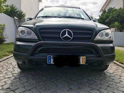 usado Mercedes ML270 caixa automática