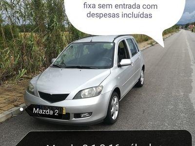 usado Mazda 2 1.3 16 - válvulas