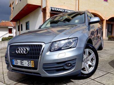 brugt Audi Q5 2.0 TDI Sport S-Tronic