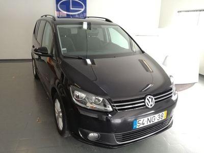 usado VW Touran 1.6 TDi Blue.Confortline 7L