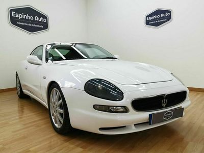usado Maserati Coupé GT V8