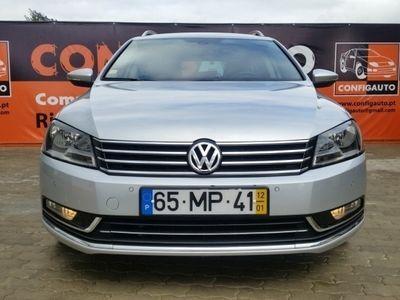 usado VW Passat variant 2.0 TDi Highline