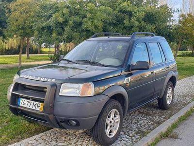 brugt Land Rover Freelander 2.0 Dl 4x4 Ac/1 reg