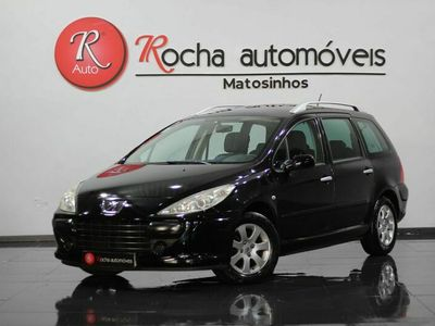 usado Peugeot 307 SW 1.6 HDi Exclusive