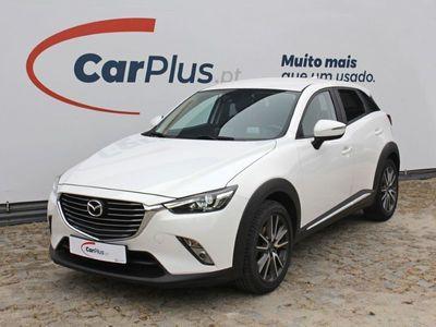 usado Mazda CX-3 1.5-D 105cv 4X2 Special Edition Navi 2017