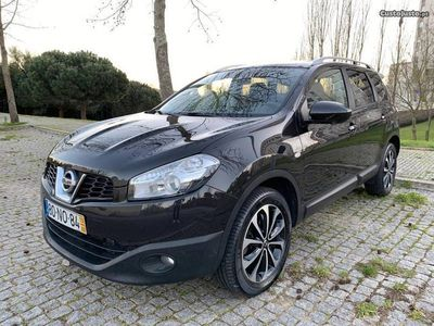 usado Nissan Qashqai +2 1.6 dCi Tekna Sport