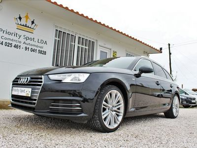 usado Audi A4 Avant 2.0 TDI S-Line *GPS Profissional*