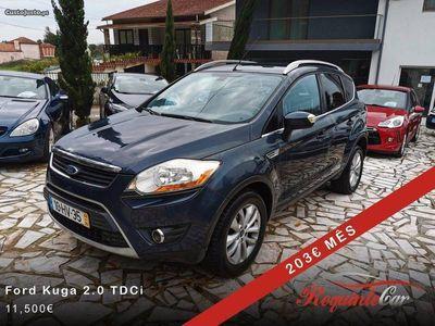 usado Ford Kuga 2.0 TDCi 136cv