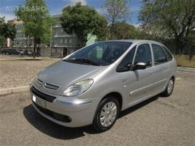 usado Citroën Xsara Picasso 1.6 HDi Exclusive (109cv) (5p)