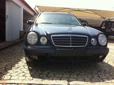 usado Mercedes E220 cdi classic (143cv) (5p)