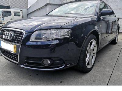 usado Audi A4 Avant S-Line