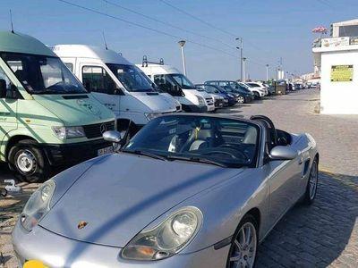 usado Porsche Boxster cabrio boxer s