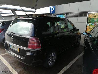 used Opel Zafira 1.9 cdti 2006 7 lug
