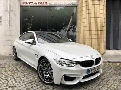 usado BMW M4 Coupé Competition Package