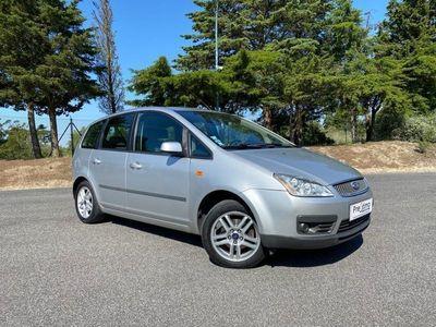 usado Ford C-MAX 1.6 TDCI TITANIUM