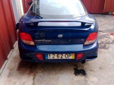 usado Hyundai Coupé Coupe2