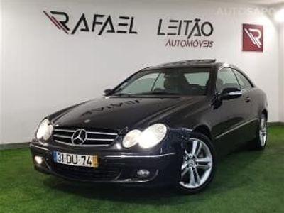 usado Mercedes CLK320 ClasseCDi SELO BARATO/ 7VEL