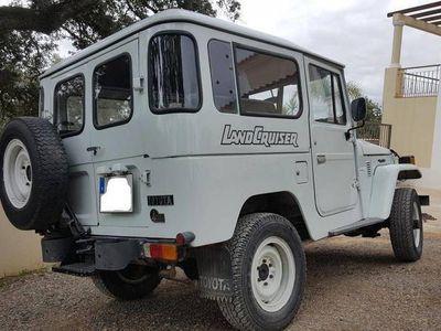 usado Toyota Land Cruiser BJ 40 - 82
