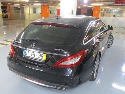 usado Mercedes CLS350 Classe CLSBlueTEC