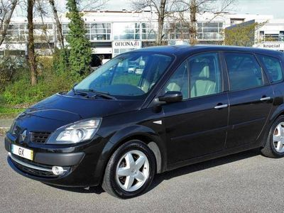 used Renault Scénic 1.5dCi Dynamique Lux