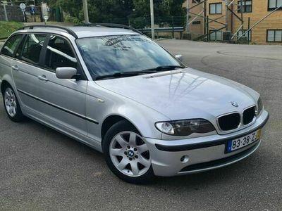 usado BMW 320 D Touring Sport