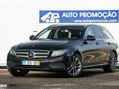 usado Mercedes E220 Avantgarde+