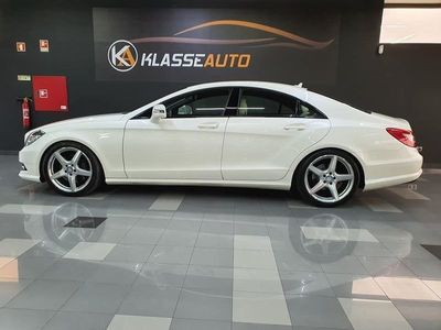 usado Mercedes CLS350 CDi BlueEfficiency