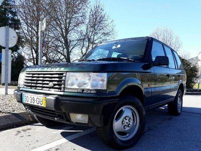 brugt Land Rover Range Rover 2.5 DT