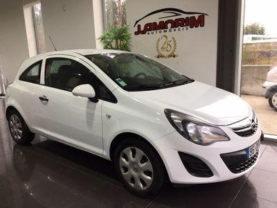usado Opel Corsa 1.3 Cdti Van *IVA DD *
