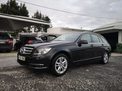 usado Mercedes C180 CDI SW FLEET PACK BE