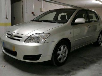 used Toyota Corolla 1.4 D4D 90cv