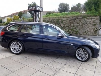 usado BMW 320 d Touring Auto Line Luxury