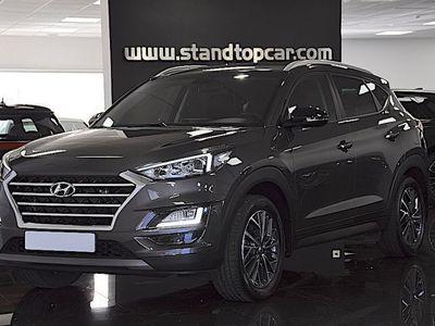 usado Hyundai Tucson 1.6 CRDi Premium + Pack Pele